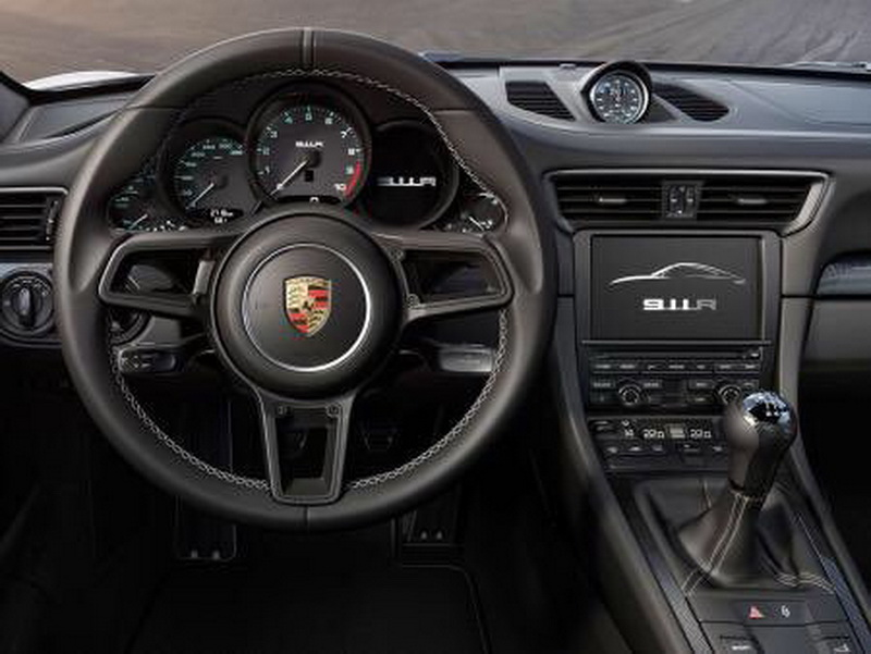 Porsche 911 r leaked this is your manual gt3 carscoops photo gallery sciox Images