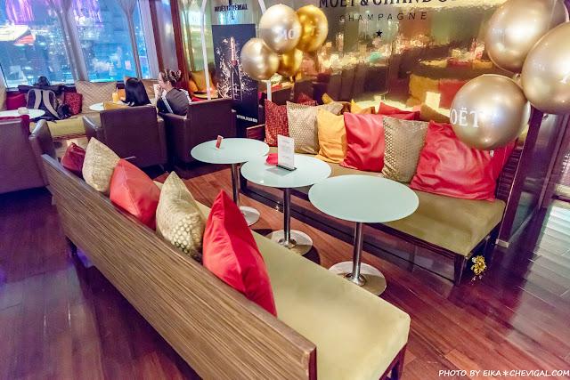 MG 6844 - 忘廊Lounge ONE,亞緻大飯店29樓俯瞰市區美麗夜景,人多建議要先訂位!