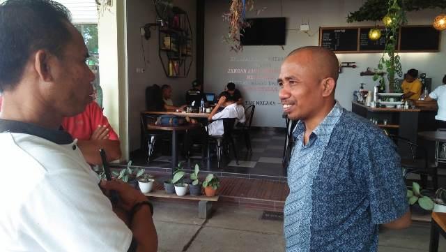 Akademisi STISIP Mbojo Bima, Dr Syarif Ahmad