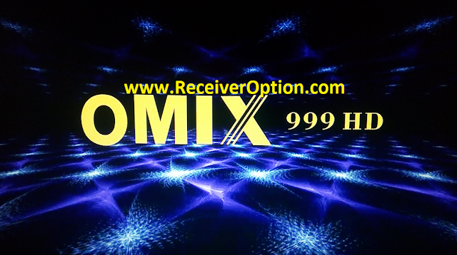 OMIX 999 HD 1506TV NEW SOFTWARE WITH ECAST & SUPER SHARE OPTION