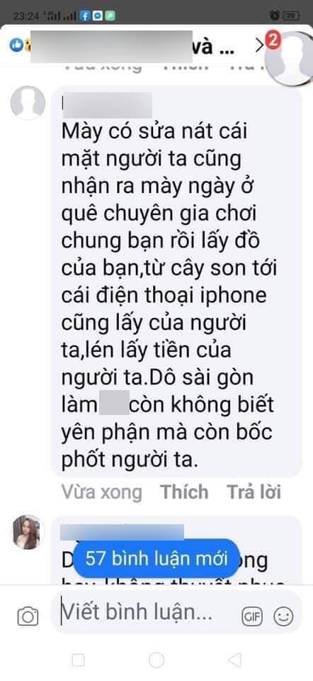 """Cô Gái Phản Ứng Cực Căng Sau Khi Đại Diện Hồ Quang Hiếu Nói """"Bị Hack Zalo"""""""