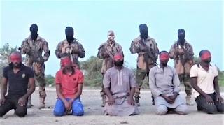 متطرفون إسلاميون يُعدمون مواطنين نيجيريين بدم بارد