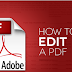 Editing PDF Text: The Most Reliable Way To Edit PDF Text