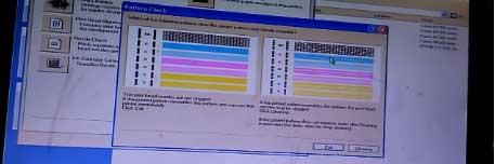Cara Memastikan Catride Printer Canon IP 2770 Rusak atau Buntu