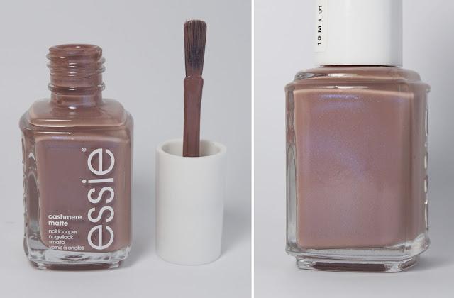 Essie - Cashmere Collection 2015 Cozy in Cashmere