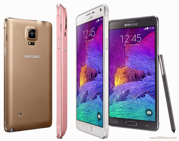 Samsung Galaxy Note 4 inceleme