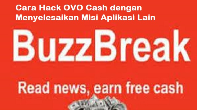 Cara Hack OVO Cash