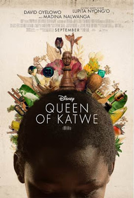 QUEEN OF KATWE - Trailer & Poster, Coming September 23rd