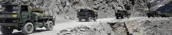 China In Focus, Army's Strike Corps Units Reach Ladakh As Part of 'Rebalance' Strategy
