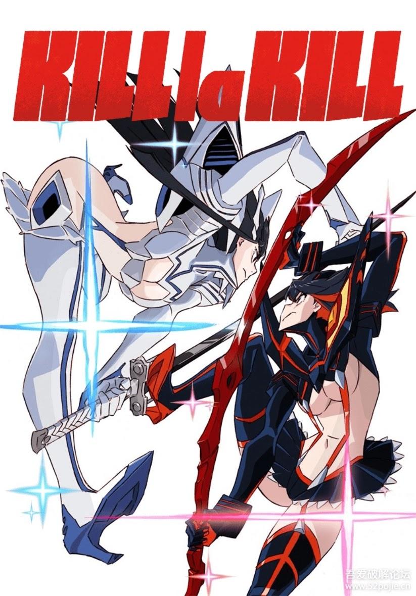 xem anime Kill la Kill -Nữ Sinh Bạo Lực