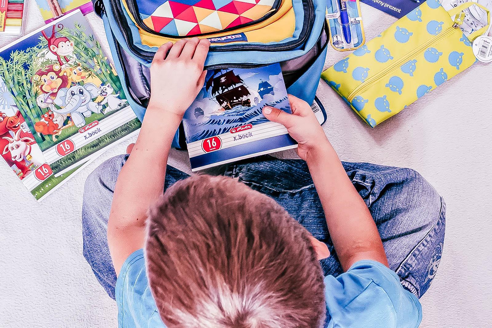 Co zrobić żeby dziecko polubiło szkołę?
