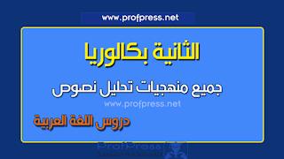 دروس-اللغة-العربية-جميع-منهجيات-تحليل-نصوص-الثانية-بكالوريا-آداب-وعلوم-إنسانية.png