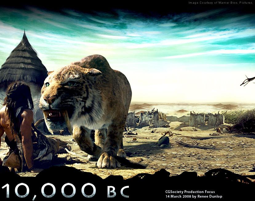 10.000 Năm Trước Công Nguyên - 10.000 BC (2008)