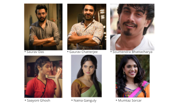 Charitraheen Web Series Season 1 Cast