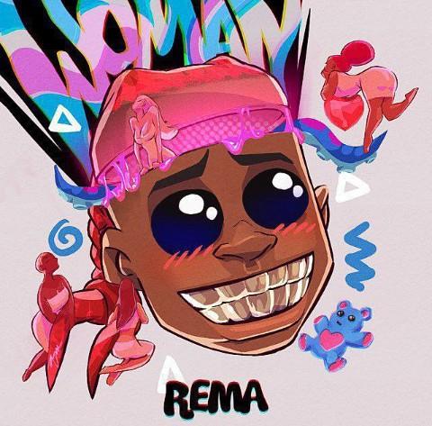 [Music] Rema - 'Woman'