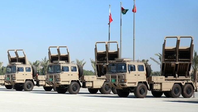 SR5 MLRS