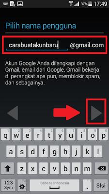 Bagaimana Cara Membuat Akun Play Store | Register Akun Google