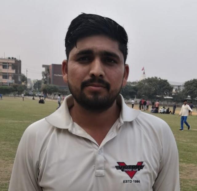 रविंदर फागना क्रिकेट अकादमी नेस्लेज हैमरक्रिकेट अकादमी को 5 विकेट से हराया