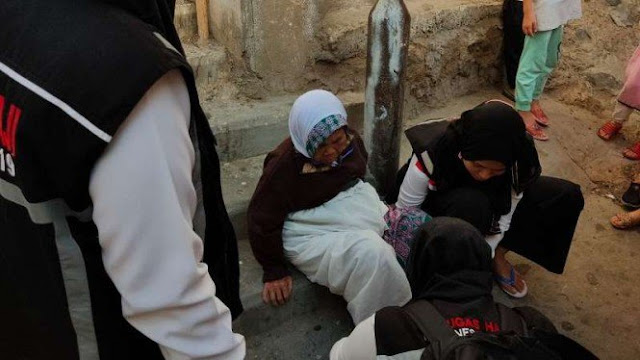 Seorang Jemaah Ditemukan di Perkampungan Dataran Tinggi Mekah