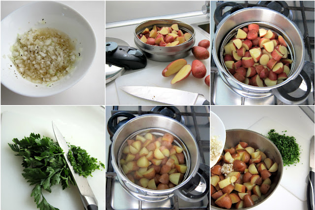 step-by-step photos for stovetop pressure cookers