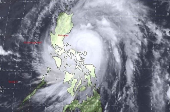 LIST: 2021 Philippines' tropical cyclone names