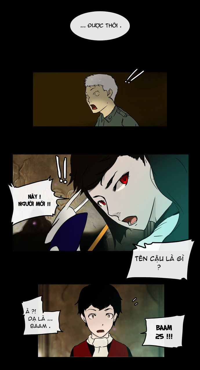 Tower of God chapter 2 trang 34