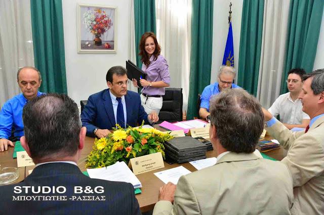 Συνεδριάζει το Διοικητικό Συμβούλιο του Επιμελητηρίου Αργολίδα