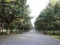 Avenida The Broadwalk en Regent's Park