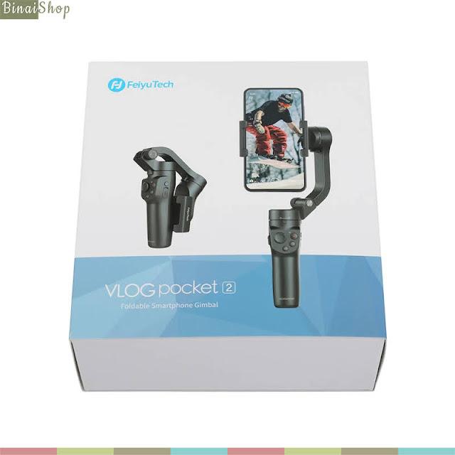 Feiyu Tech VLOG Pocket 2