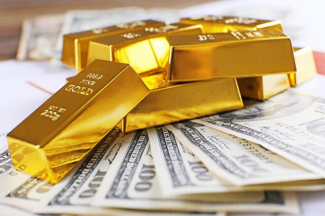 Harga Emas Terus Naik Dipicu Pelemahan Dolar AS