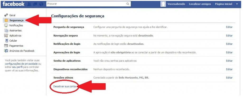 Como Apagar Fotos Do Face: Como Excluir Facebook [passo A Passo Com Vídeo]