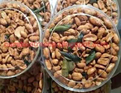 Foto Resep Kacang Thailand Pedas Membara Renyah Sederhana Spesial Asli Enak