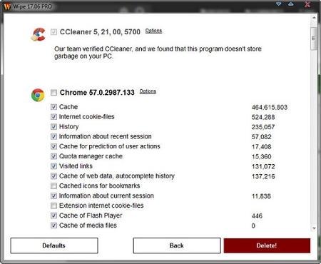 Resultado de imagen de Wipe Pro 17