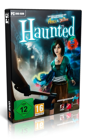 Haunted PC Full Español Reloaded Descargar 2012