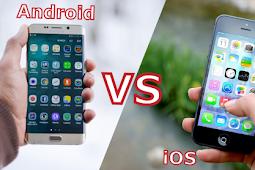 Android atau iOS Apple Mana yang terbaik untuk kamu | Perbandingan