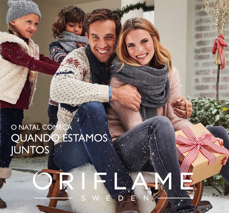 Catálogo 17 de 2016 da Oriflame