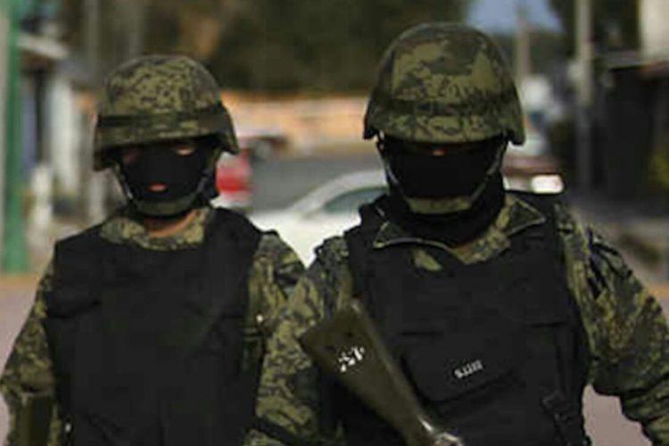 Se enfrentan militares contra sicarios en San Quintín, Ensenada
