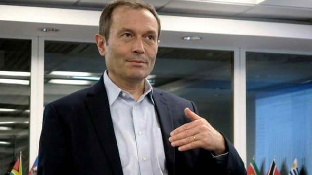 Béliz fue nombrado miembro ordinario de la Academia Pontificia de Ciencias Sociales del Vaticano