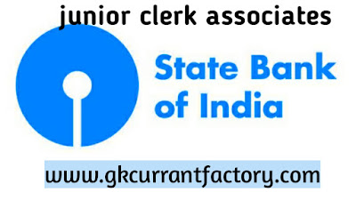 SBI jobs recruitment 2019:- apply online 8593 junior clerk associates