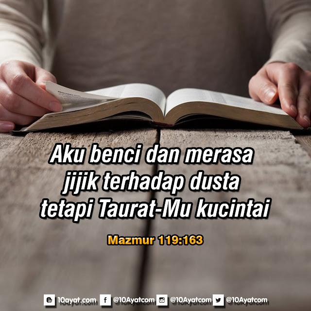 Mazmur 119:163