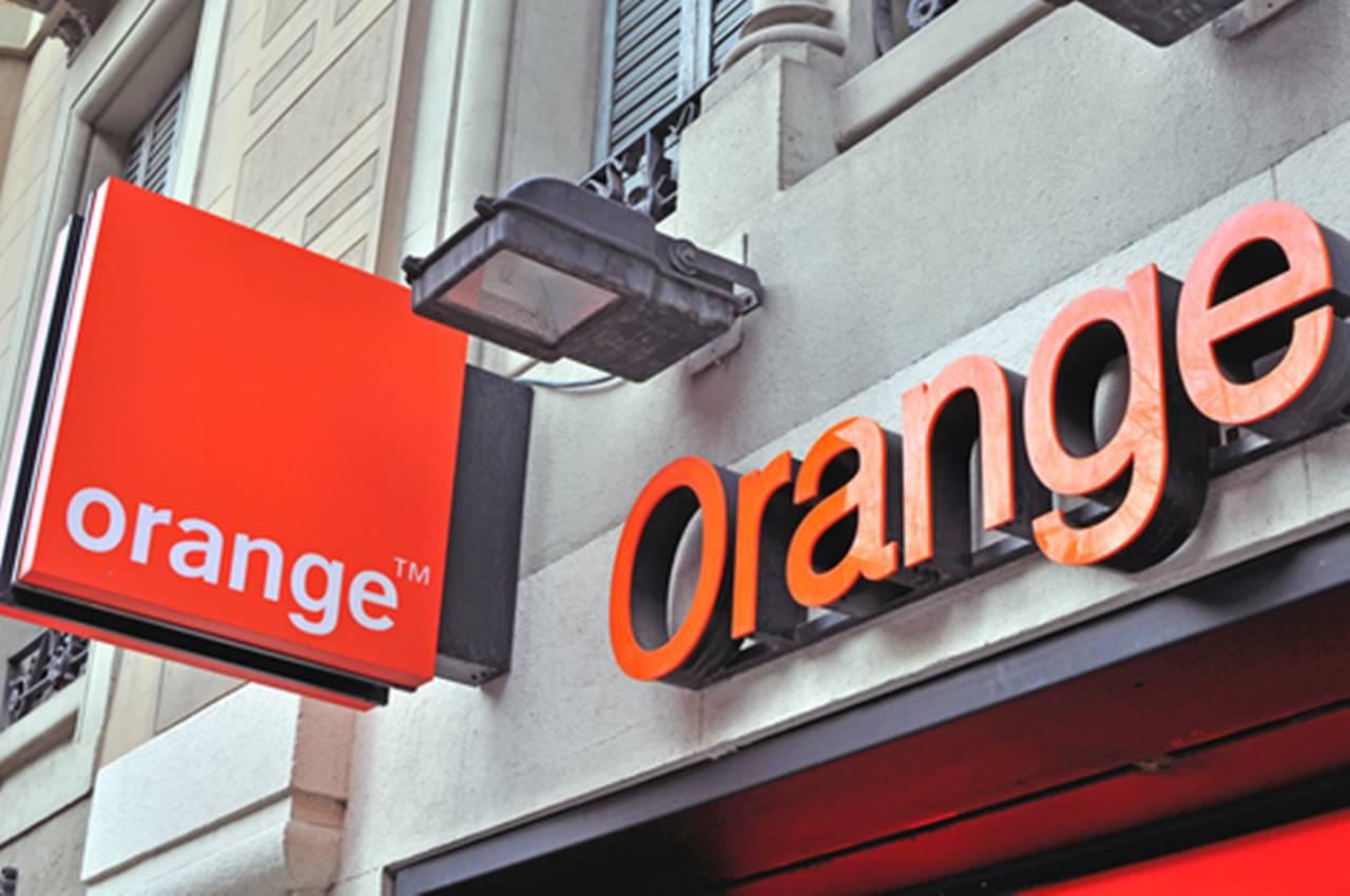 Orange Cameroon logo