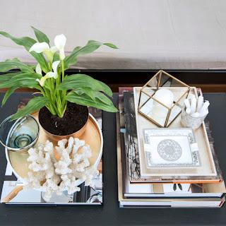 Come Decorare Il Tavolino Da Caffè: le forme
