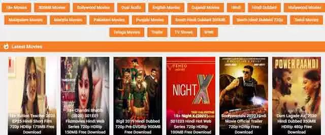 Download Free Hindi And English Movie 2020