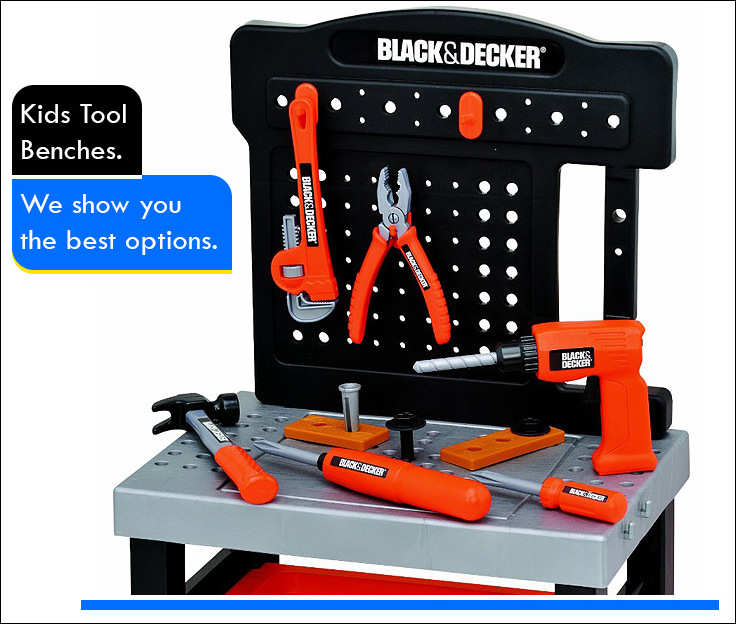 Black And Decker Toy Workbench Replacement Parts