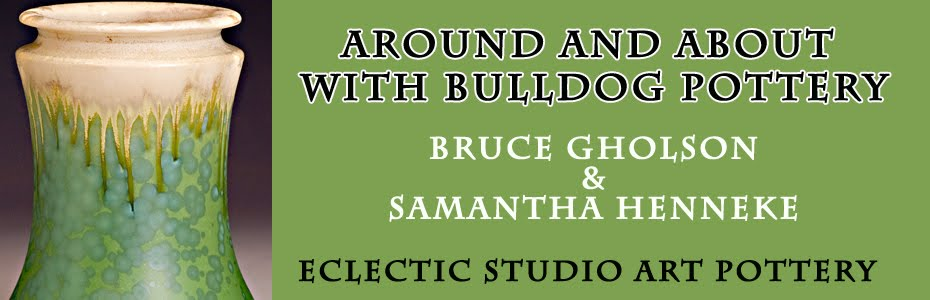 Around and About with Bulldog Pottery
