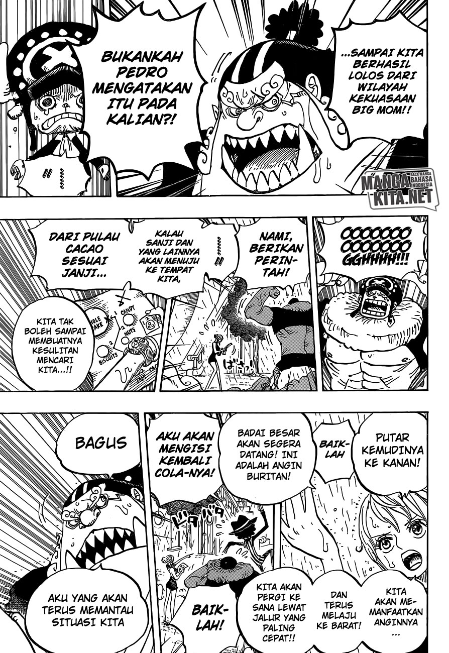 One Piece Chapter 879-5