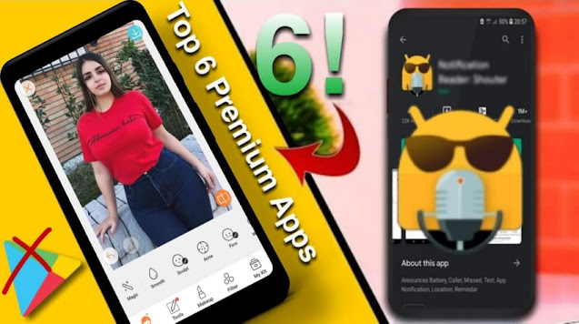 SmartToolBox , Shouter , SwiftRepost , AllThumb,CreativeApp , AirBrush أفضل 6 تطبيقات أندرويد ذهبية لشهر أكتوبر 2020 مختارة لكم بعناية - منير تيك
