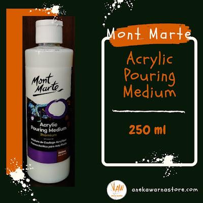 Pouring Medium Mont Marte