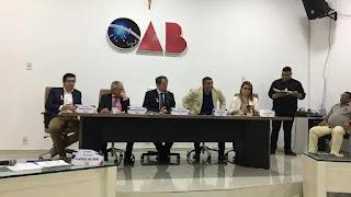 CLIMA TENSO: por maioria, câmara municipal aprova emenda modificativa ao projeto da CIP