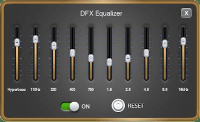 تحميل برنامج رفع صوت اللاب توب مضخم الصوت DFX حتى 5 اضعاف